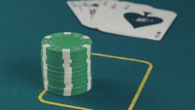 Casino Online Strategi 2019
