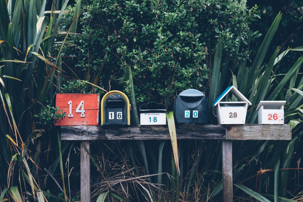 Skicka paket Postnord